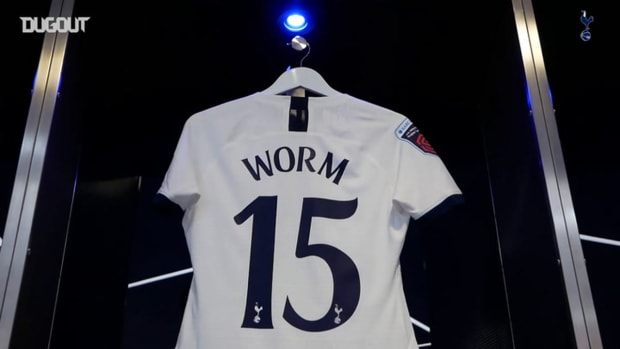 Behind the scenes of the 2019-20 Women's north London derby