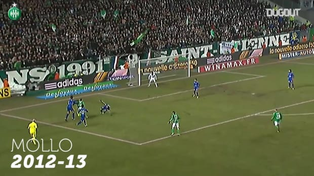 Saint Etienne top five goals vs Nice