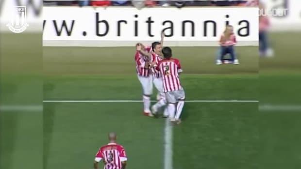 Stoke City's best goals against Luton Town