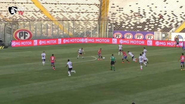 Colo-Colo's 5-3 defeat against Unión Española