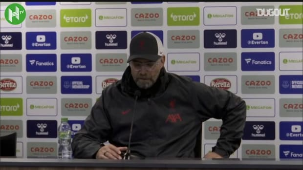 Jürgen Klopp discusses VAR's impact on Merseyside Derby