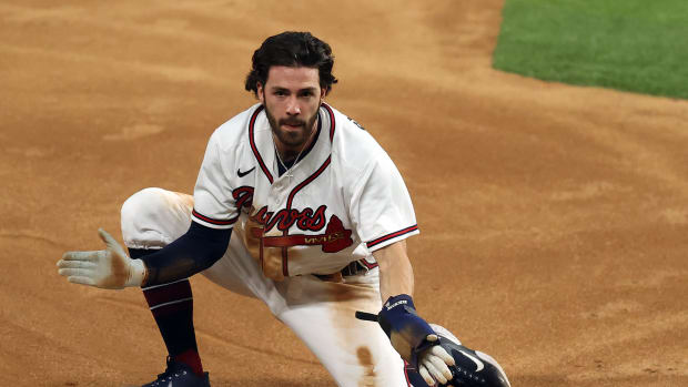 Dansby Swanson - Oct 16 - 1