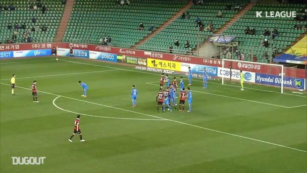 Pohang 4-0 Ulsan: Iljutcenko, Paločević on target