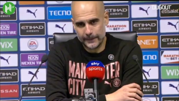 Pep: 'Arsenal win will help us grow as a team'