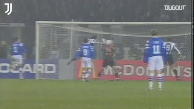 Juventus' best goals against Dynamo Kiev