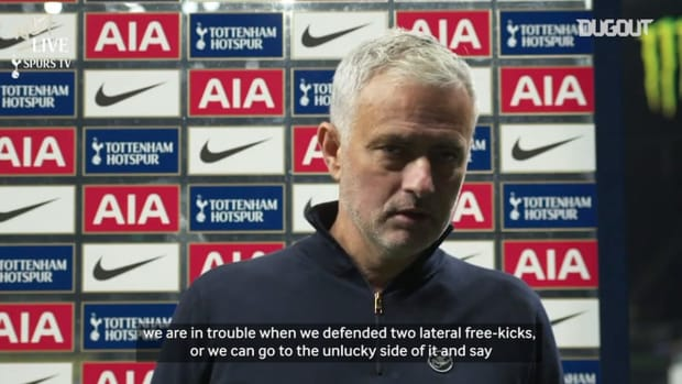 Jose: It's hard to believe we only have eight points'
