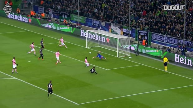 Gladbach's best goals against Italian opposition