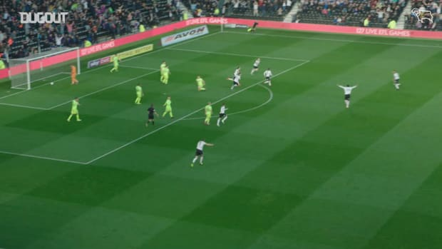 Derby defeat Sheffield United at Pride Park
