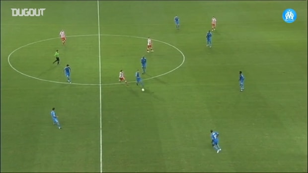 Lucho Gonzalez secures OM win at Olympiacos