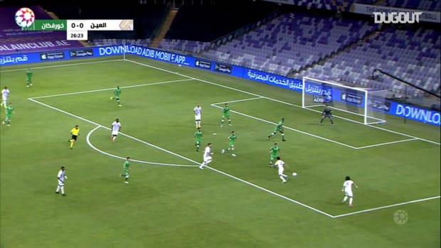 Highlights: Al-Ain 2-0 Khorfakkan