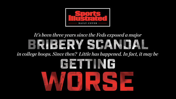 Daily Cover: Corruption in college basketball