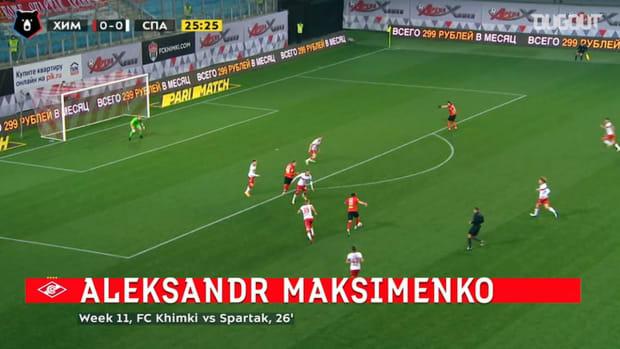 Best saves of week 11 in the Russian Premier League