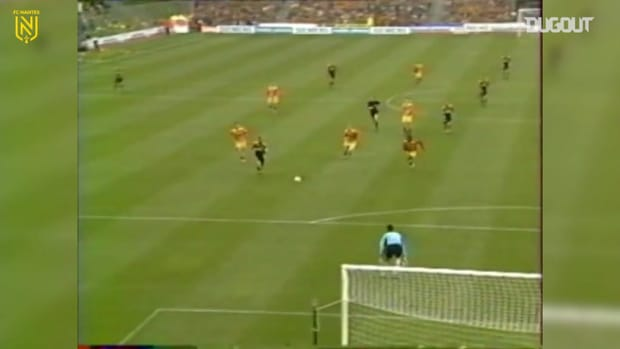 Throwback FC Nantes great victory at Lens in 2001