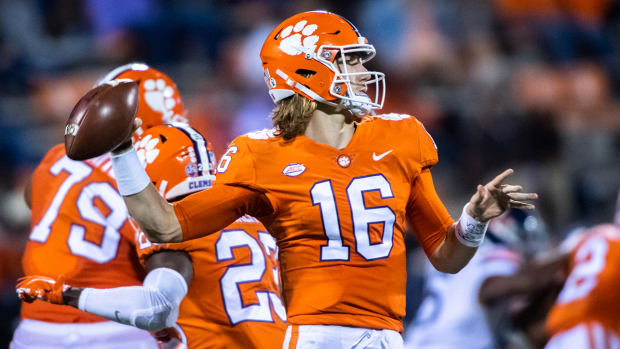 Should the Jets do anything other than draft Trevor Lawrence if they land the No. 1 pick?