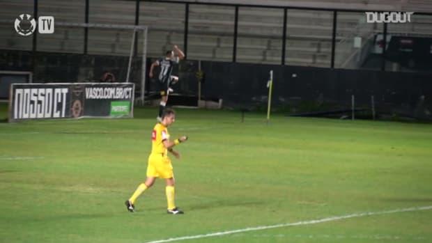 Corinthians secure 2-1 away win over Vasco da Gama