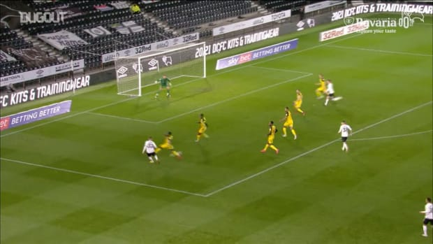 Derby edged out by Watford at Pride Park