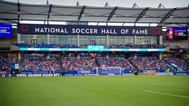 The National Soccer Hall of Fame
