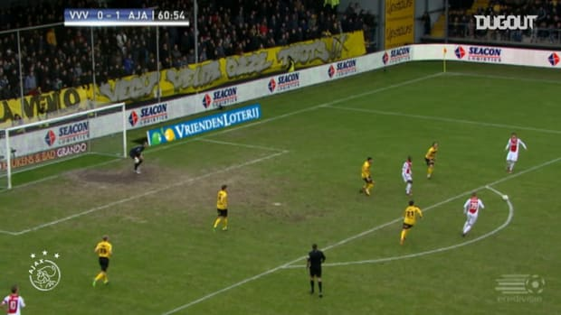 Ajax's top five goals vs VVV-Venlo