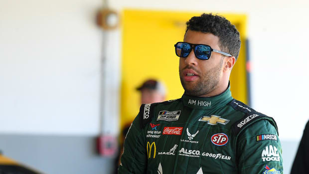 bubba-wallace-race-no-23-michael-jordan-team