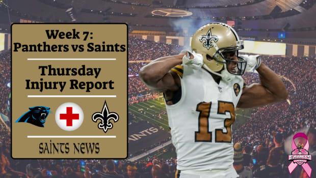 Saints Injury Report (15)