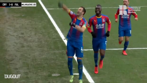 Crystal Palace's best goals vs Fulham