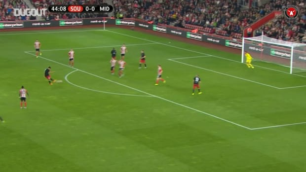 FC Midtjylland's goals against Premier League opponents