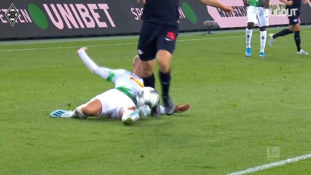 Oscar Wendt's best Borussia Monchengladbach moments