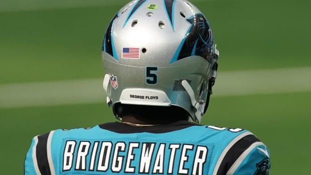 Bridgewater, Carolina Panthers QB