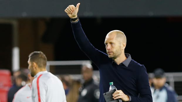 Gregg Berhalter and the USMNT will face Wales