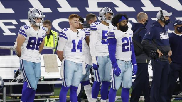 Dallas Cowboys O Anthem © Tim Heitman-USA TODAY Sports