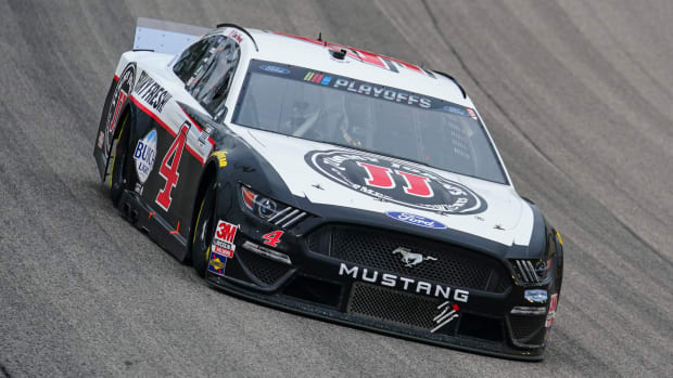 Fantasy NASCAR Kevin Harvick
