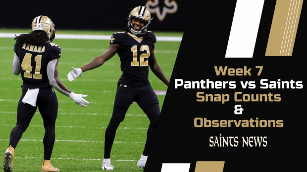 Snap Counts (1)