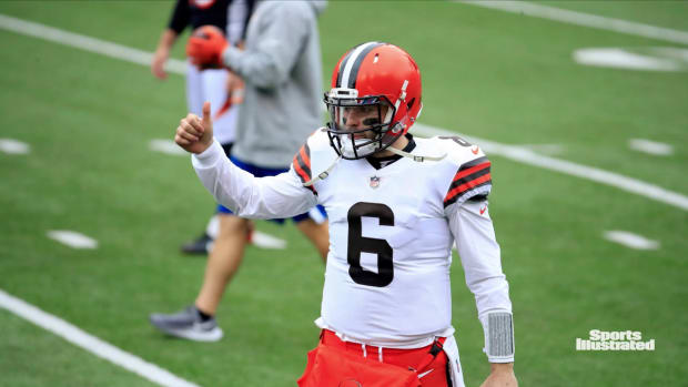 Cleveland Browns Baker Mayfield Proves He Still Can Be Browns Franchise Quarterback