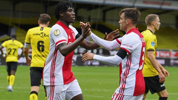 Traore-Ajax-VVV-Venlo