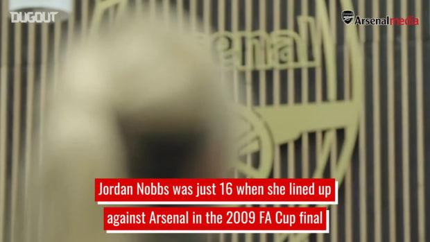 Jordan Nobbs' decade with Arsenal Women