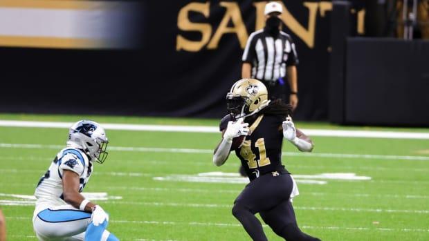 Alvin Kamara, Saints Running Back
