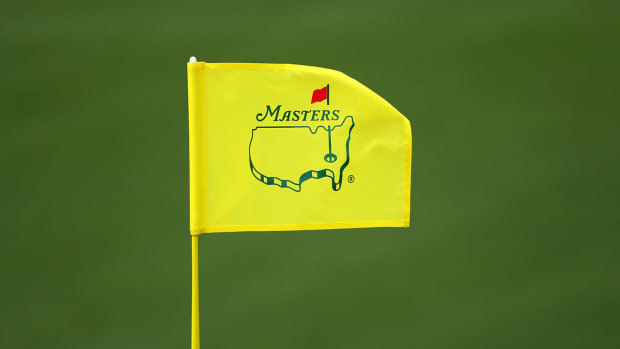 The Par 3 contest is out at The Masters, while College GameDay is in.