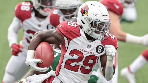 Cardinals Chase Edmonds Fantasy Football