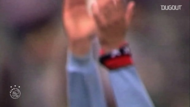 Christian Chivu's Ajax highlights