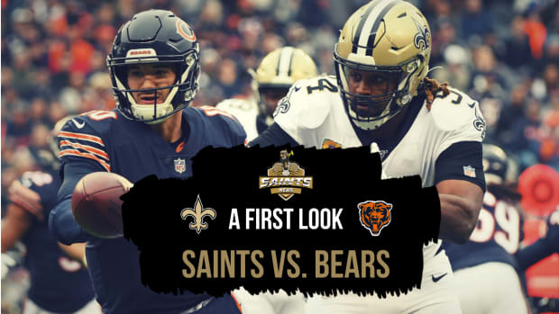 Bears First Look Templete