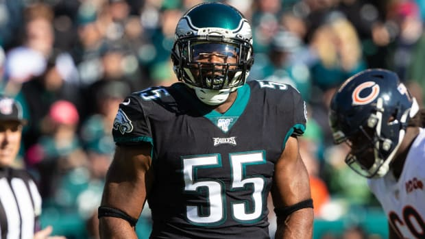 Eagles Brandon Graham Defense Fantasy Football