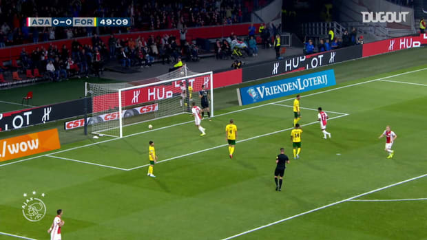Quincy Promes fires in hat-trick vs Fortuna