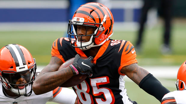 Bengals Tee Higgins Fantasy Football