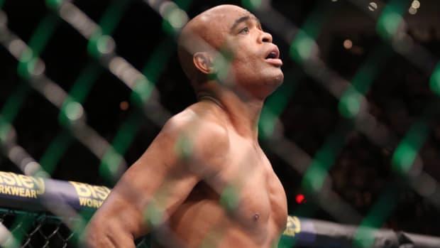 UFC MMA Anderson Silva