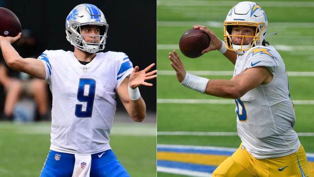 nfl-second-half-sleepers-lions-chargers-matthew-stafford-justin-herbert