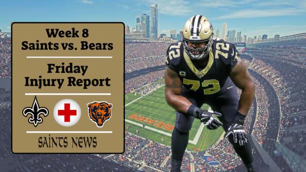 Saints Injury Report (18)