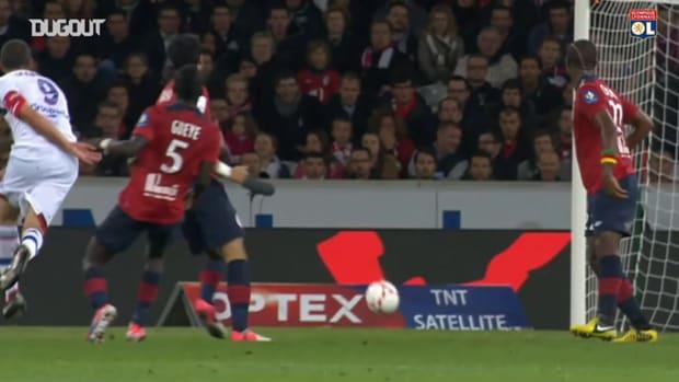 All Lisandro's Lopez goals vs Lille