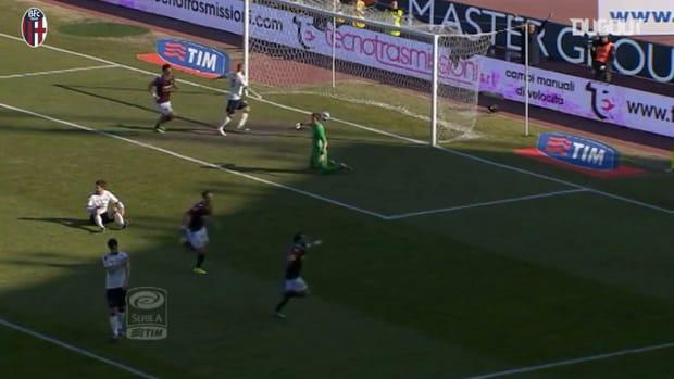 Vintage Bologna put three past Cagliari