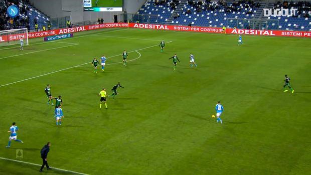 Allan's final goals for SSC Napoli