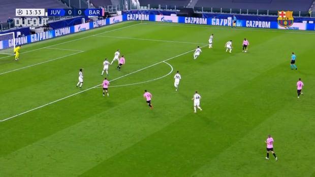 Highlights: Juventus 0-2 FC Barcelona